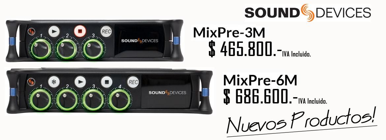 MIXPRE3&6M