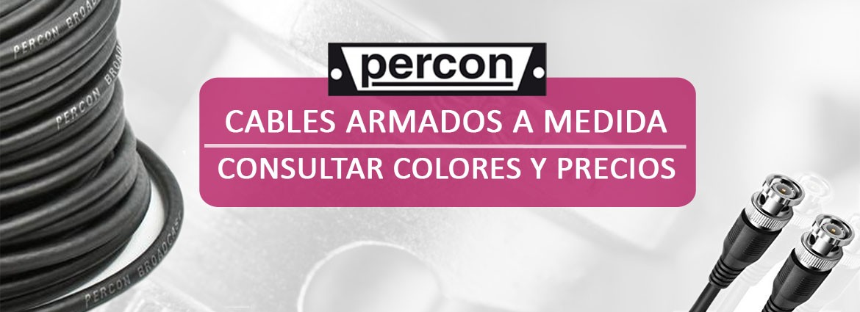 Cables Percon
