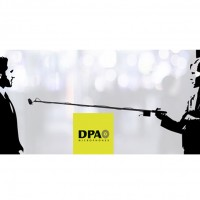 DPA 4097 CORE Interview Kit + Adapter Shure